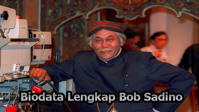 Biodata Lengkap Bob Sadino
